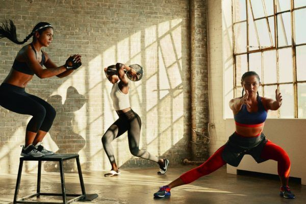 Nike Arena Training Day