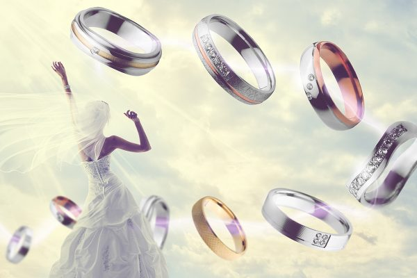 Discount wedding and engagement rings!