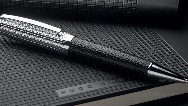 New at Mark Pjetri Jewellry – Hugo Boss pens!