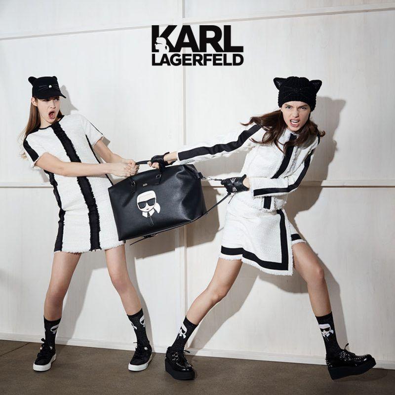 Karl is ikonik!