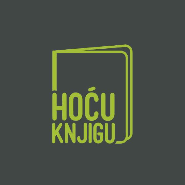 Hoću Knjigu! Logo