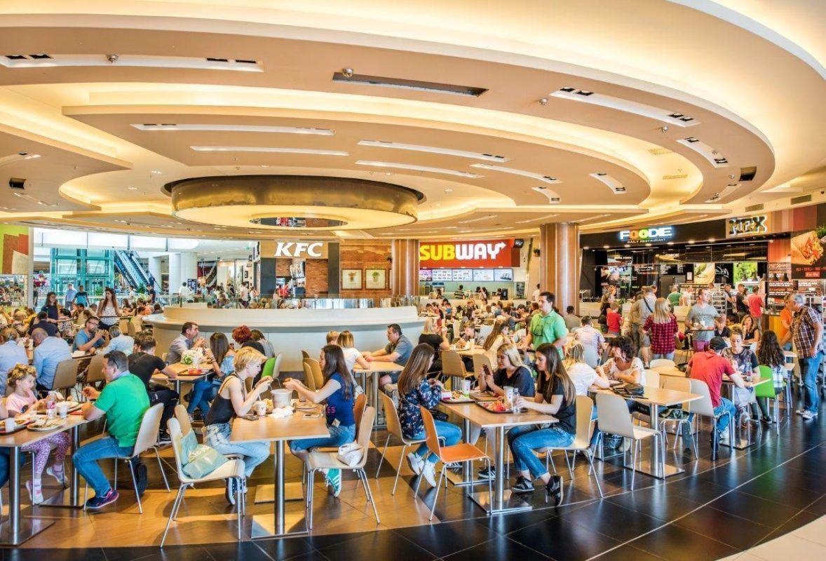 Food Court iz snova