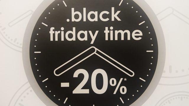 Black friday u O bagu!