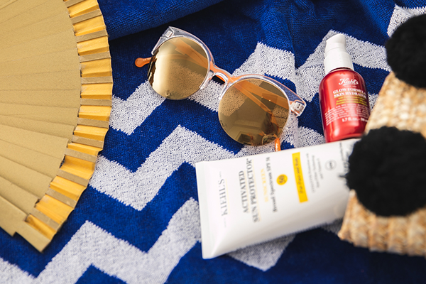 Beach must-haves