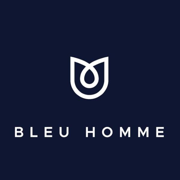 Bleu Homme Logo