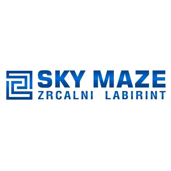 Zrcalni Labirint Sky Maze Logo