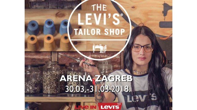 LEVIS TAILOR SHOP