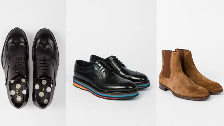 Cipele kao modni imperativ  –  Heraldi for Men