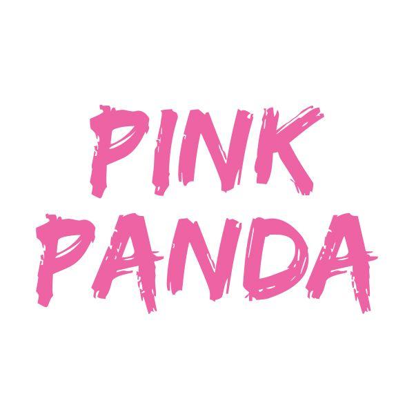 Pink Panda Logo