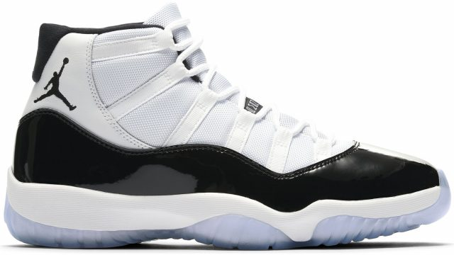Air Jordan 11 ´Concord´ poznatiji kao ˝The Grail˝