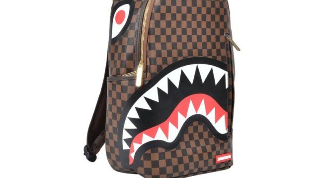 SHARKS IN PARIS by Sprayground