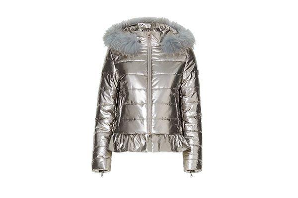 Metalizirana jakna