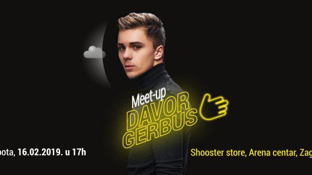 DAVOR GERBUS MEET UP!