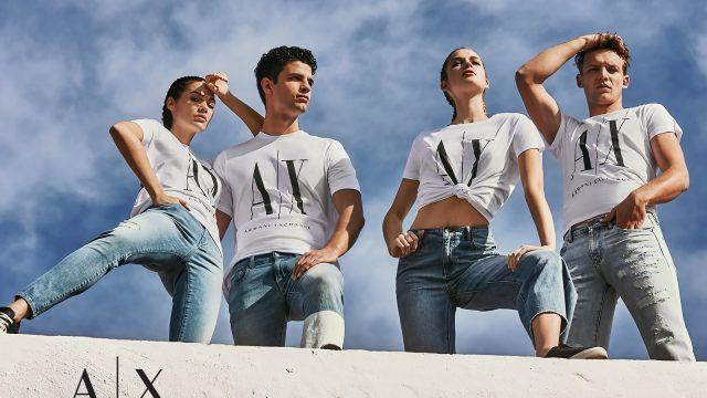 Otkrijte novu proljetnu Armani Exchange modnu bajku!
