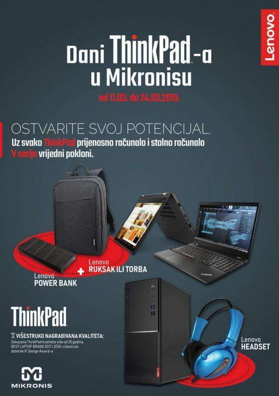 Dani Thinkpad-a u Lenovo Exclusive Store-u!