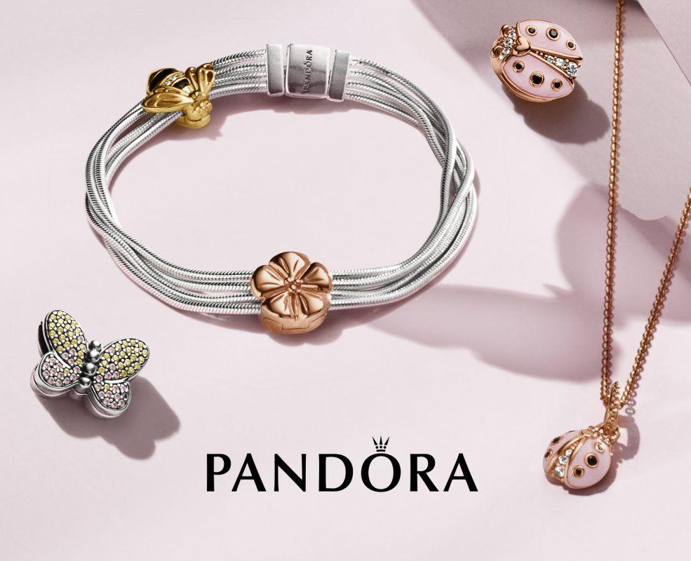 Nova kolekcija PANDORA Garden