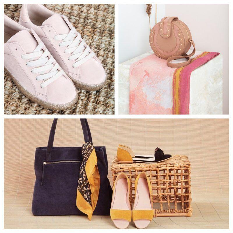 Proljetni ICHI footwear, torbe i modni dodaci