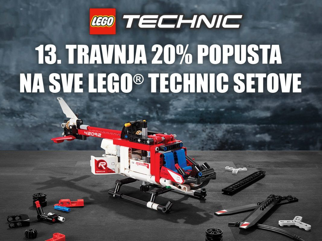 LEGO Technic dan – 13.4.