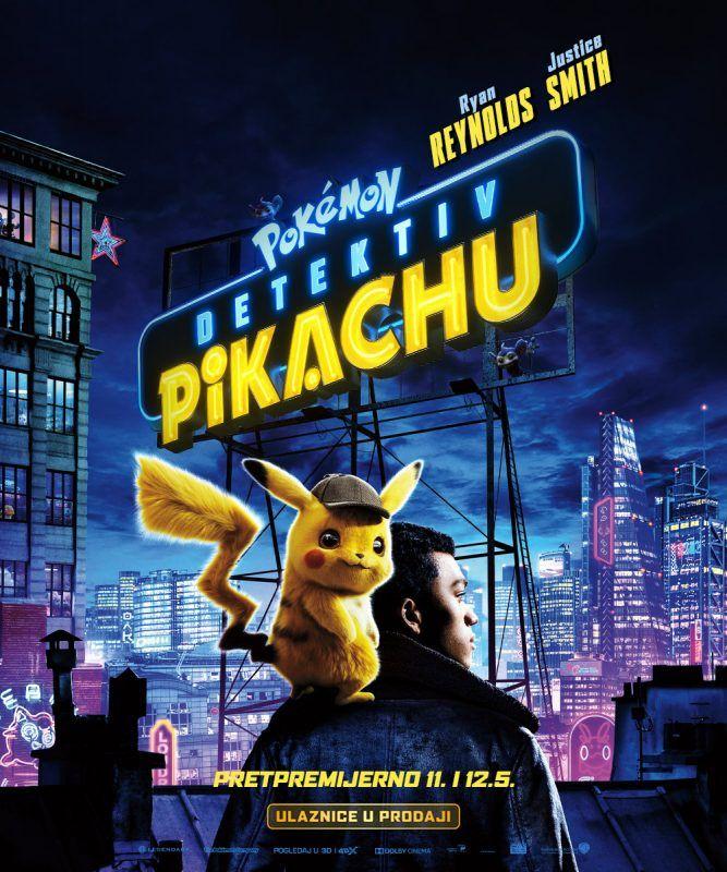 Pikachu dolazi u Arena Centar!