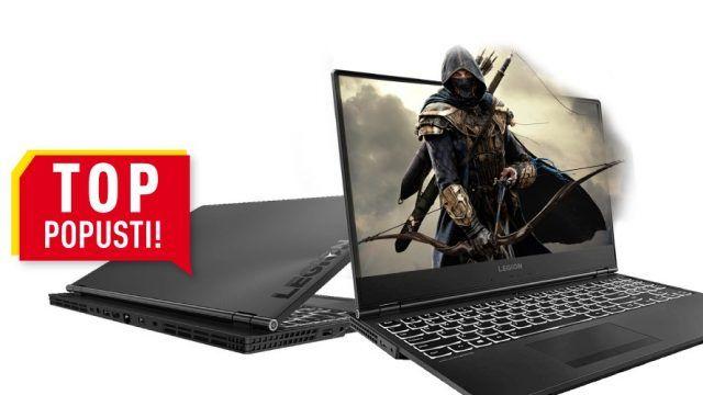 Lenovo Gaming po još boljim cijenama
