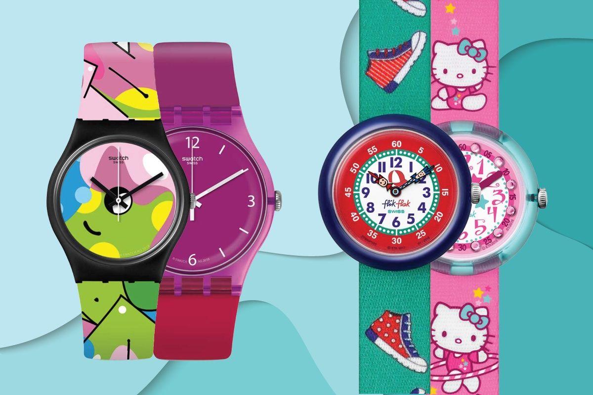 Watch Centar nudi 15% popusta na najveselije satove u svojo ponudi – Swatch i Flik Flak!