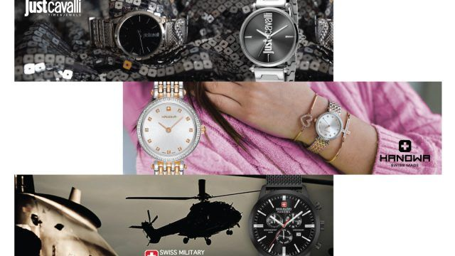 Popust na Just Cavalli, Swiss Military Hanowa i Hanowa satove u Watch Centru!