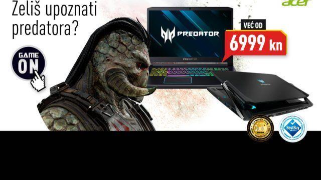 Upoznajte Predatora iz Acera