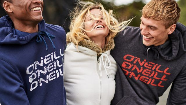 Ako tražiš dobar sportski stil, tu je O'NEILL!