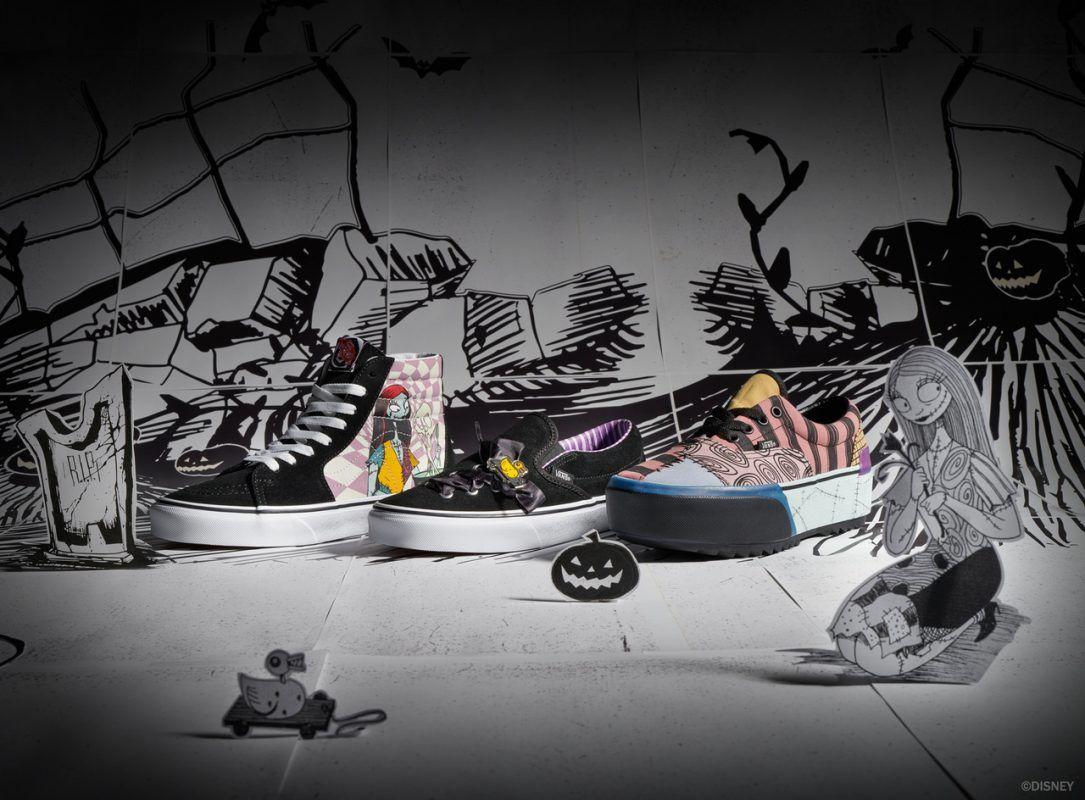 Vans lansira holiday kolekciju Nightmare Before Christmas X Vans