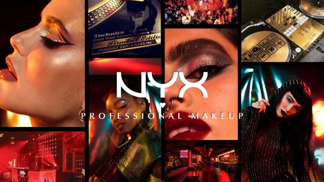 Stigla je blagdanska kolekcija u NYX Professional Makeup