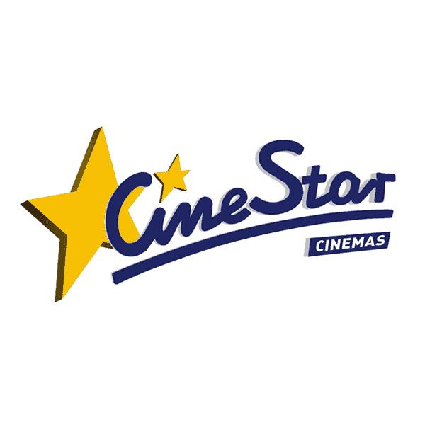 CineStar Arena IMAX Logo