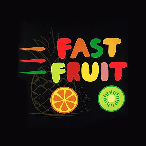 Fast Fruit Logo